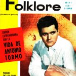 Tapa de Revista Folklore Nº 1