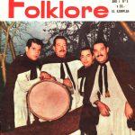 Tapa de Revista Folklore Nº 3