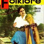 Tapa de Revista Folklore Nº 6