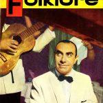 Tapa de Revista Folklore Nº 7