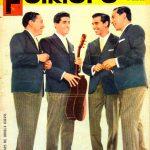 Tapa de Revista Folklore Nº 9