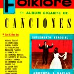 Tapa de Revista Folklore Nº 11