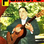 Tapa de Revista Folklore Nº 12