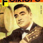 Tapa de Revista Folklore Nº 15