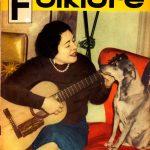Tapa de Revista Folklore Nº 19