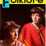 Tapa de Revista Folklore Nº 21