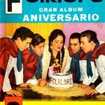 Tapa de Revista Folklore Nº 22