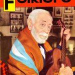 Tapa de Revista Folklore Nº 24