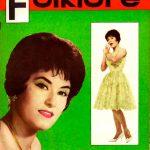 Tapa de Revista Folklore Nº 25