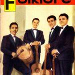 Tapa de Revista Folklore Nº 26
