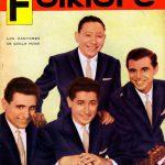 Tapa de Revista Folklore Nº 28