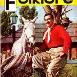 Tapa de Revista Folklore Nº 29