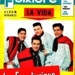 Tapa de Revista Folklore Nº 31