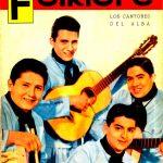 Tapa de Revista Folklore Nº 34