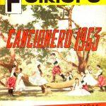 Tapa de Revista Folklore Nº 35