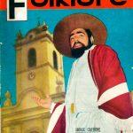Tapa de Revista Folklore Nº 36