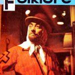 Tapa de Revista Folklore Nº 38
