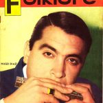 Tapa de Revista Folklore Nº 39