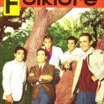 Tapa de Revista Folklore Nº 40
