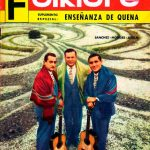 Tapa de Revista Folklore Nº 41