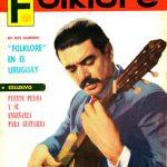 Tapa de Revista Folklore Nº 42