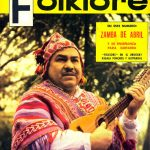 Tapa de Revista Folklore Nº 43