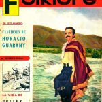 Tapa de Revista Folklore Nº 44