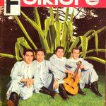 Tapa de Revista Folklore Nº 45