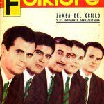 Tapa de Revista Folklore Nº 46