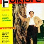 Tapa de Revista Folklore Nº 48