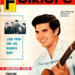 Tapa de Revista Folklore Nº 49