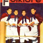 Tapa de Revista Folklore Nº 50