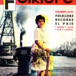 Tapa de Revista Folklore Nº 51