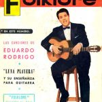 Tapa de Revista Folklore Nº 52