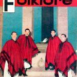 Tapa de Revista Folklore Nº 53