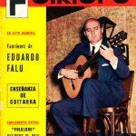 Tapa de Revista Folklore Nº 55