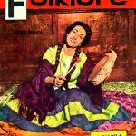 Tapa de Revista Folklore Nº 57