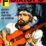 Tapa de Revista Folklore Nº 61