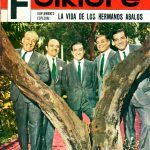 Tapa de Revista Folklore Nº 62