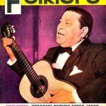 Tapa de Revista Folklore Nº 63