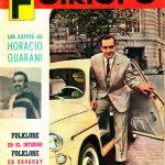 Tapa de Revista Folklore Nº 64