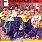 Tapa de Revista Folklore Nº 66