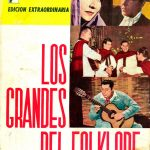 Tapa de Revista Folklore Nº 67