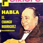 Tapa de Revista Folklore Nº 68