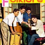 Tapa de Revista Folklore Nº 71