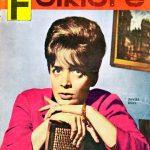 Tapa de Revista Folklore Nº 75