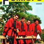 Tapa de Revista Folklore Nº 76