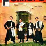 Tapa de Revista Folklore Nº 80