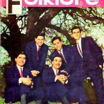 Tapa de Revista Folklore Nº 81