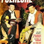 Tapa de Revista Folklore Nº 88